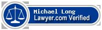 Michael Robert Long  Lawyer Badge