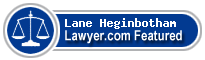 Lane Heginbotham  Lawyer Badge