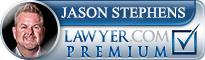 Jason Brandt Stephens  Lawyer Badge