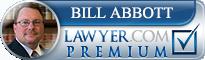 Bill Abbott  Lawyer Badge