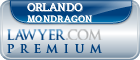 Orlando Mondragon  Lawyer Badge