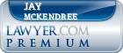 Jay Alan Mckendree  Lawyer Badge