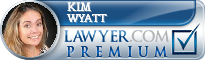 Kim Karen Wyatt  Lawyer Badge