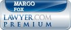 Margo Ahern Fox  Lawyer Badge