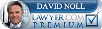 David Michael Noll  Lawyer Badge