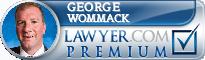 George Tobin Wommack  Lawyer Badge