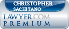 Christopher Julian Sachitano  Lawyer Badge