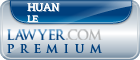 Huan Ngoc Le  Lawyer Badge