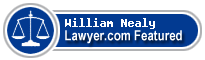 William Lloyd Nealy  Lawyer Badge