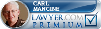 Carl J. Mangine  Lawyer Badge