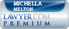 Michella Kathryn Bau Melton  Lawyer Badge