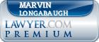 Marvin Lee Longabaugh  Lawyer Badge