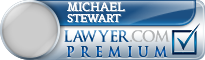 Michael Andrew Stewart  Lawyer Badge