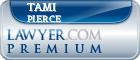 Tami Cheri Pierce  Lawyer Badge
