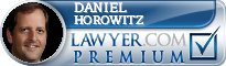 Daniel David Horowitz  Lawyer Badge