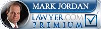 Mark Christopher Jordan  Lawyer Badge