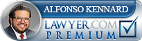 Alfonso Kennard  Lawyer Badge