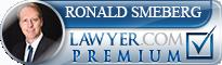 Ronald J Smeberg  Lawyer Badge