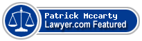 Patrick Robert Mccarty  Lawyer Badge