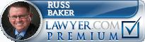 Russ Alan Baker  Lawyer Badge