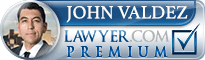 John Paul Valdez  Lawyer Badge