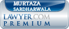 Murtaza Abbas Sardharwala  Lawyer Badge