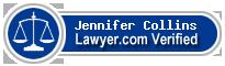 Jennifer Berry Collins  Lawyer Badge