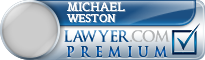 Michael Wayne Weston  Lawyer Badge