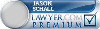 Jason Dale Schall  Lawyer Badge