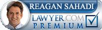 Richard Reagan Sahadi  Lawyer Badge