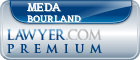 Meda Clemmentine Bourland  Lawyer Badge