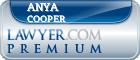 Anya Allen Cooper  Lawyer Badge