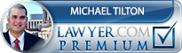 Michael Scott Tilton  Lawyer Badge