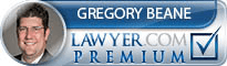 Gregory Sinclair Beane  Lawyer Badge