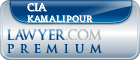 Cia Mack Kamalipour  Lawyer Badge