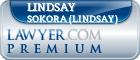Lindsay Summitt Sokora (Lindsay)  Lawyer Badge