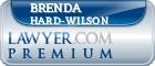 Brenda Amber Hard-wilson  Lawyer Badge