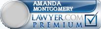 Amanda Sharp Montgomery  Lawyer Badge