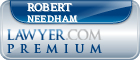 Robert John Needham  Lawyer Badge