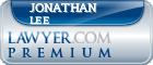 Jonathan Lee  Lawyer Badge