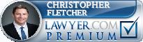 Christopher Keith Fletcher  Lawyer Badge