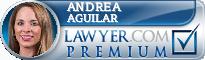 Andrea Melissa Sauters Aguilar  Lawyer Badge
