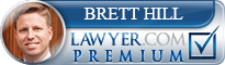 Brett Michael Hill  Lawyer Badge