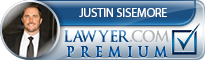 Justin Jared Sisemore  Lawyer Badge