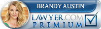 Brandy M Austin  Lawyer Badge