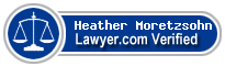 Heather Stanton Moretzsohn  Lawyer Badge