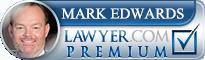 Mark Edwards  Lawyer Badge