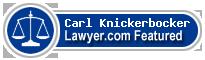 Carl Raymond Knickerbocker  Lawyer Badge