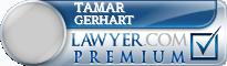 Tamar Gerhart  Lawyer Badge