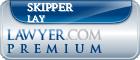 Skipper Lay  Lawyer Badge